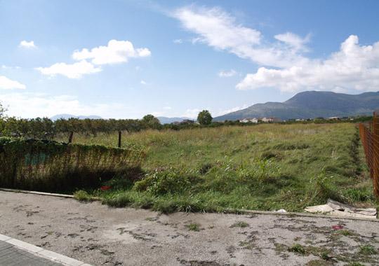 Građevinsko zemljište pokraj trga dr. Franje Tuđmana